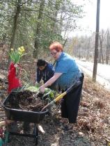 Denise-planting-sm
