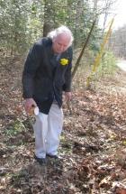 Tom planting