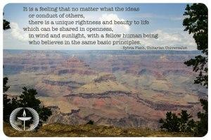 Belief In Same Basic Principles